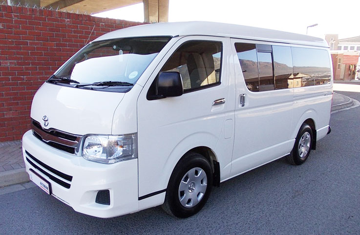 Free transfers to the airport or Gautrain for all our guests